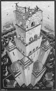 Babel-escher