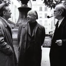 """""""Cioran, Eliade, Ionesco"""""""