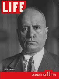 """""""Benito Mussolini"""""""