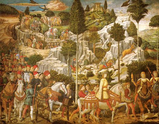 La Cappella dei Magi di Benozzo Gozzoli