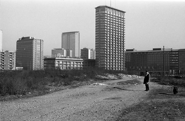 """Gabriele Basilico, Milano, Quartiere Isola, 1978"""