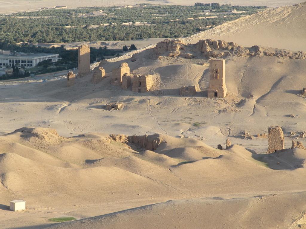 La collina di Balqis