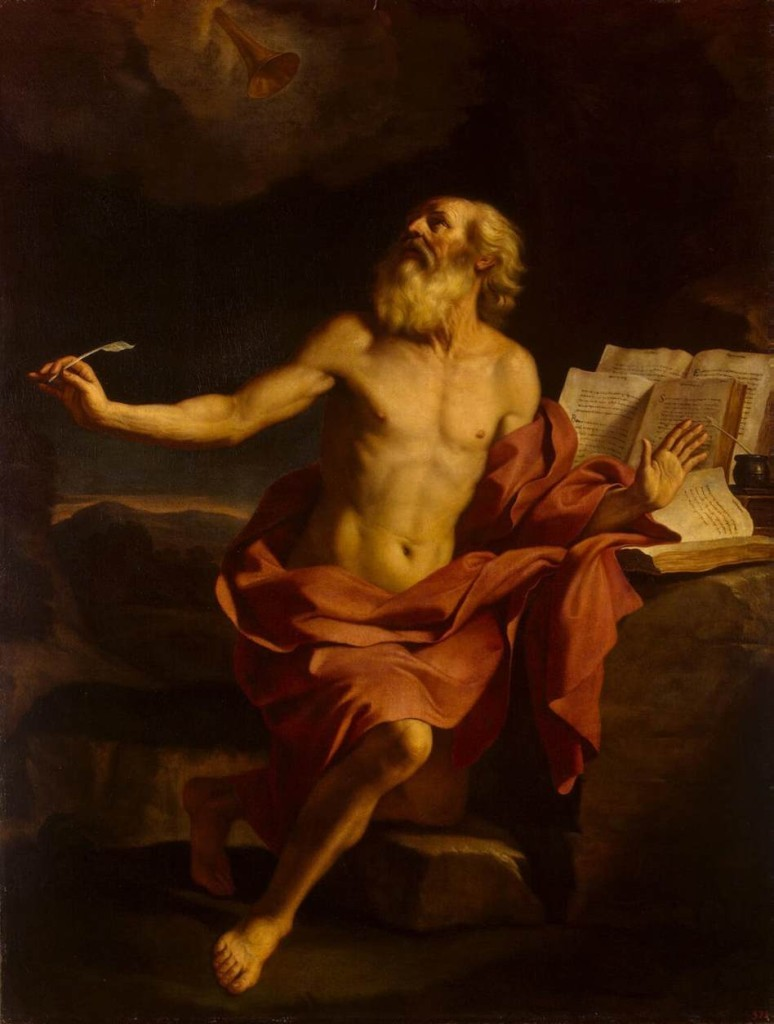 """Guercino - St Jerome in the Wilderness"""