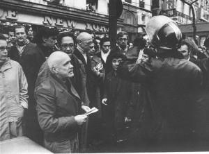 Jean Genet e Michel Foucault