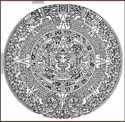 Il Calendario Maya.Calendario Maya Tysm