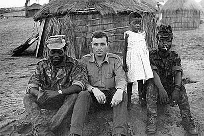 """""""Antonio Lobo Antunes in Angola"""""""