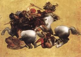 """""""Battaglia di Anghiari"""""""