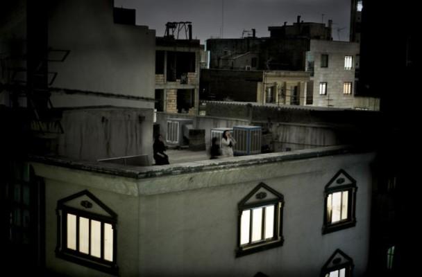 """""""World Press Photo of the Year 2009. © Pietro Masturzo"""""""