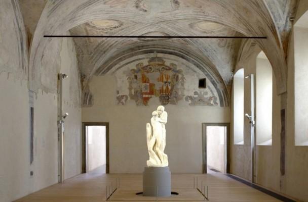 """""""Pietà Rondanini di Michelangelo"""""""
