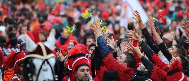 """Carnevale di Ivrea"""